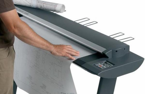 fotocopias de planos y digitalización